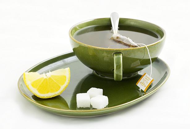 Tea for me #1