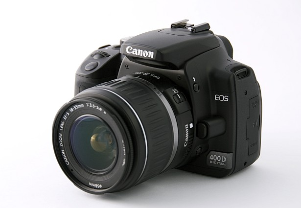 Canon EOS 400D - THANKS