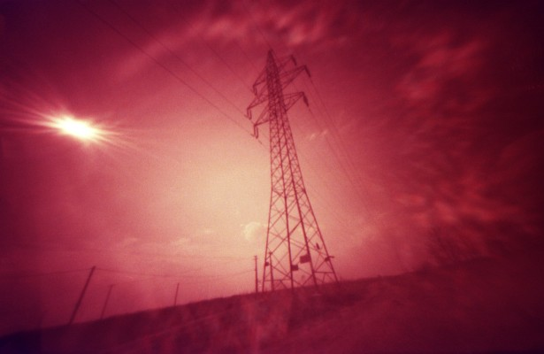 High voltage || Vivitar Ultra Wide & Slim | Tokyocolor HR100 (expired in 1988)