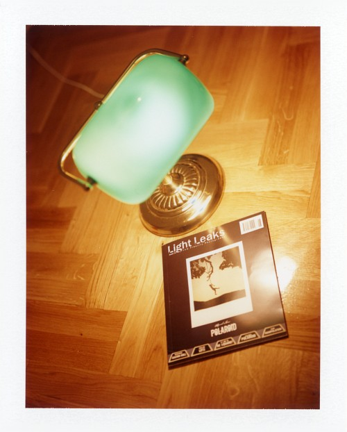 Light Leaks - Polaroid || Graflex Speed Graphic with Fuji PA-145 holder | Graflex Optar 135mm | Fuji FP-100C