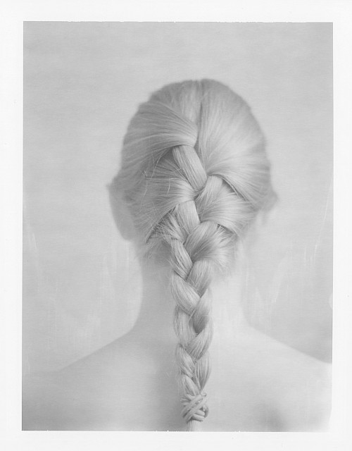 Braid || Graflex Speed Graphic with Polaroid 550 holder | Graflex Optar 135mm | Polapan Pro100 (expired)