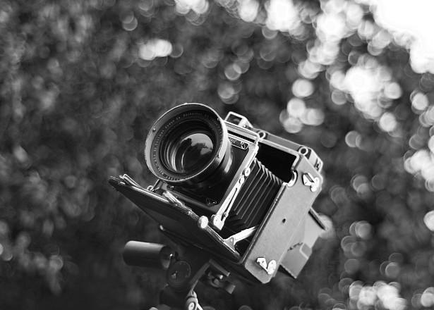 Graflex with Kodak Aero Ektar #2 || Nikon D300 | 50mm F/1.8 D | 1/160 sec | F/1.8 | ISO 200