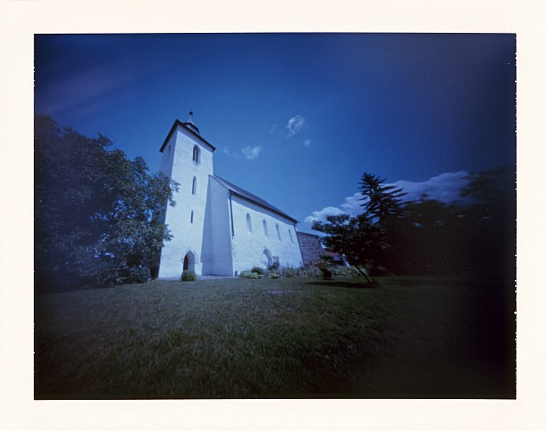 Vizsoly || Zeroimage 4x5 with Fuji PA-145 holder | F/138 | Fuji FP-100C (expired)