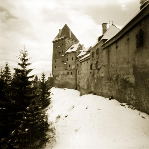 Schloss Moosham #1 || PinHolga | Foma Fomapan Classic 100