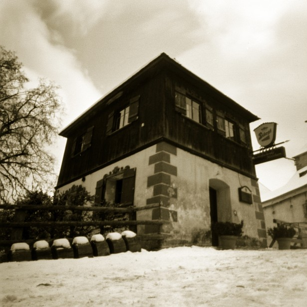 Schloss Moosham #3 || PinHolga | Foma Fomapan Classic 100