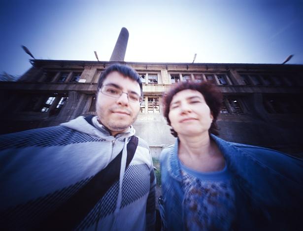 Nak & Juditny || Zeroimage 4x5 | F/138 | Kodak E100VS