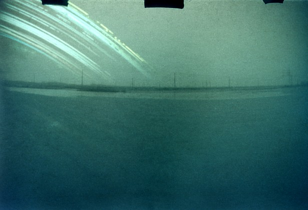 From Winter to Spring (solargraph) || 2 months exposure