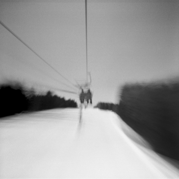 Going up || Pinholga | Foma Fomapan Classic 100
