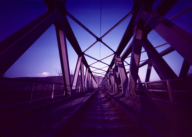 It's Worldwide Pinhole Photography Day tomorrow #1 || Zeroimage 4x5 | F/176 | Fuji NLP 160 (expired)
