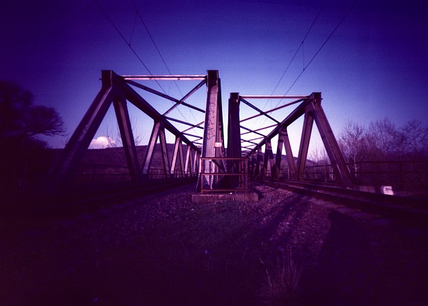 It's Worldwide Pinhole Photography Day tomorrow #2 || Zeroimage 4x5 | F/176 | Fuji NLP 160 (expired)