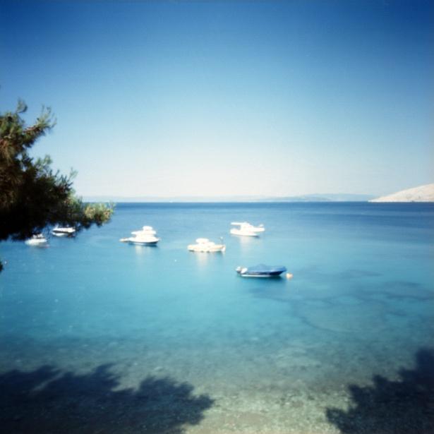 Holiday || Pinholga | Kodak Ektar 100