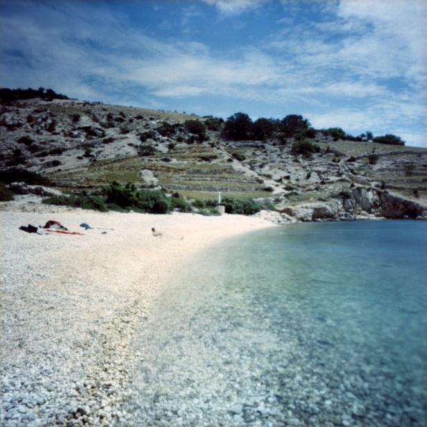 Holiday #2 || Pinholga | Kodak Ektar 100