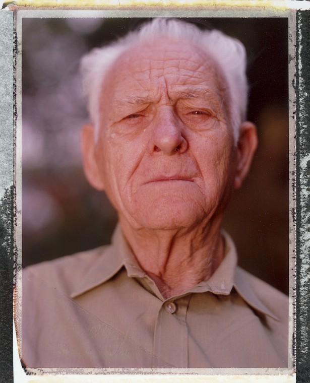 Gabor || Graflex Speed Graphic | Kodak Aero Ektar 178mm | Fuji FP-100C