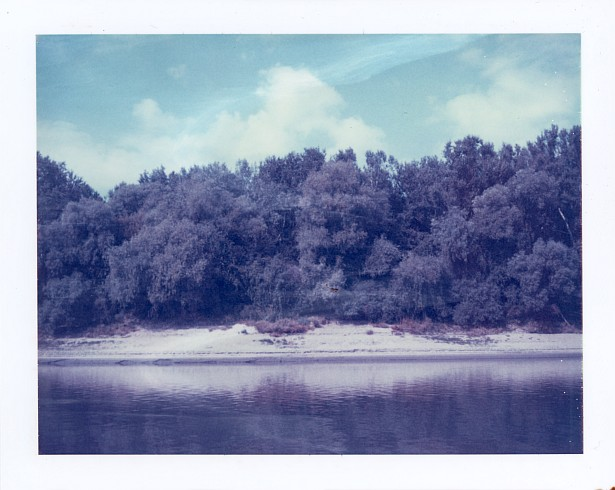Tisza || Polaroid Land Camera 350 | Polaroid Type 669
