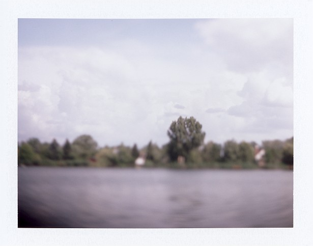 Bye summer, bye || Graflex Speed Graphic | Kodak Aero Ektar 178mm | Fuji FP-100C