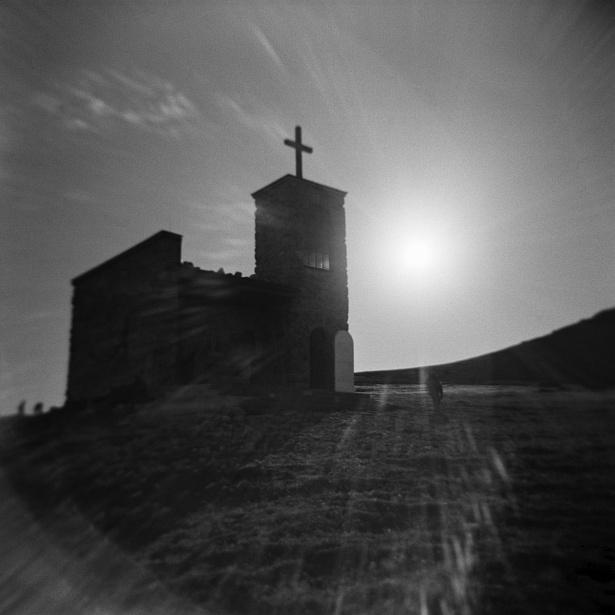 Crosses #2 || Holga | Foma Fomapan 100